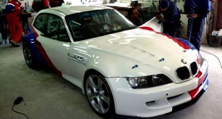 BMW Z3 V10