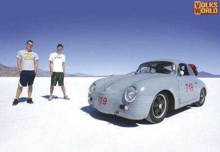 Flat-out wild – Porsche 356A